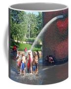 Summer Shower Coffee Mug
