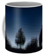 Summer Silhouette Coffee Mug