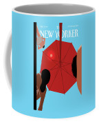 Summer Sky Coffee Mug