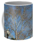 Summer Sky Winter Day Coffee Mug