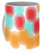 Summer Sorbet- Abstract Painting Coffee Mug