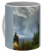Summer Squall Coffee Mug by Randy Hall