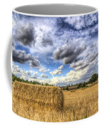 Summer Straw Bales Coffee Mug