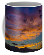 Summer Sunset Colorado Coffee Mug