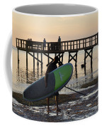 Summer Surfer Coffee Mug
