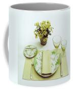 Summer Table Setting Coffee Mug