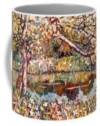 Summer Water Coffee Mug