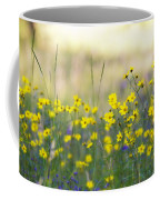 Summer Wildflowers On The Rim  Coffee Mug