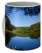 Summers Blue View Coffee Mug