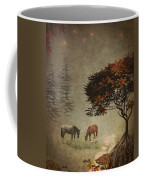Summers End Coffee Mug by Terry Fleckney
