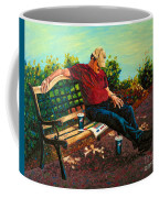 Summertime Siesta Coffee Mug