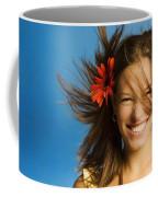 Summery Model Coffee Mug