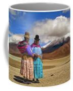 Summit Conference Coffee Mug