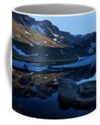 Summit Lake Calm Coffee Mug