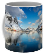 Sun And Ice Reinefjord Coffee Mug