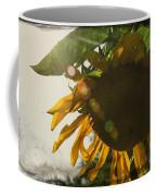 Sun And Sunflower Coffee Mug