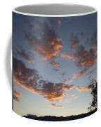 Sun Clouds Coffee Mug