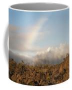 Sun - Clouds - Rainbow Coffee Mug