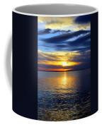 Sun Down South Coffee Mug
