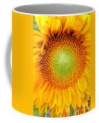 Sun Flower Power Coffee Mug