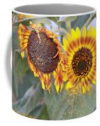 Sun Flowers Coffee Mug