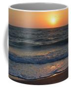 Sun Glistening On The Water Coffee Mug