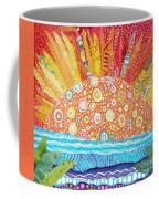 Sun Glory Coffee Mug by Susan Rienzo