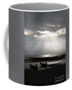 Sun In The Clouds Coffee Mug