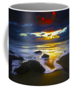 Sun Is Setting Coffee Mug
