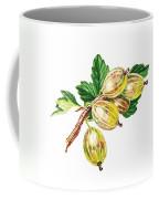Sun Kissed Gooseberries Branch Coffee Mug