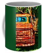 Sun Kissed Truck Coffee Mug