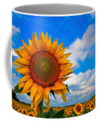 Sun On My Face Coffee Mug