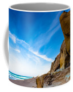 Sun On The Beach Coffee Mug