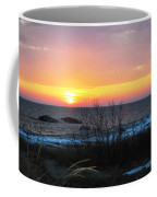 Sun On Water Coffee Mug