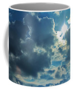 Sun Peeping Out Coffee Mug