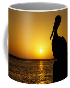 Sun Pelican Coffee Mug