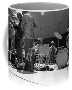 Sun Ra Arkestra Uc Davis Quad 2 Coffee Mug by Lee  Santa