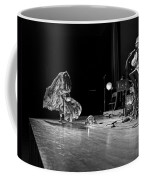 Sun Ra Dancer And Marshall Allen Coffee Mug by Lee  Santa