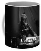 Sun Ra Plays 3 Coffee Mug