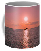 Sun Setting On Atlantus Coffee Mug