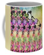 Sun Showers On Flowers Coffee Mug