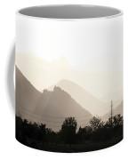 Sun Soaked Flatirons Coffee Mug