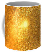 Sun Spot Abstrasct Coffee Mug