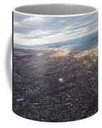 Sun Stained City Coffee Mug