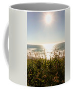 Sun Star At The Beach Coffee Mug
