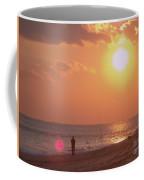 Sun Surf And Sea Coffee Mug