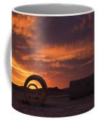 Sun Tunnel Sunset Coffee Mug