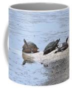 Sun Turtles Coffee Mug