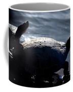 Sunbathers At Sundown Coffee Mug