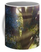 Sunbeams In The Tree Coffee Mug
